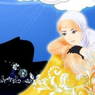 copy paste kumpulan gambar cewek cantik berjilbab gambar kartun muslimah wanita cantik