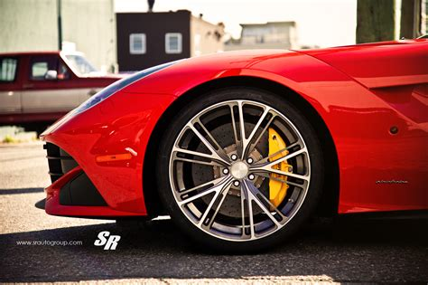 wheels ferrari ferrari f12 berlinetta on pur wheels by sr auto