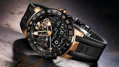 Jam Tangan Mewah Ulysse Nardin Escapement 10 merk jam tangan paling terkenal