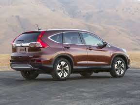 Honda Crv Pricing New 2016 Honda Cr V Price Photos Reviews Safety