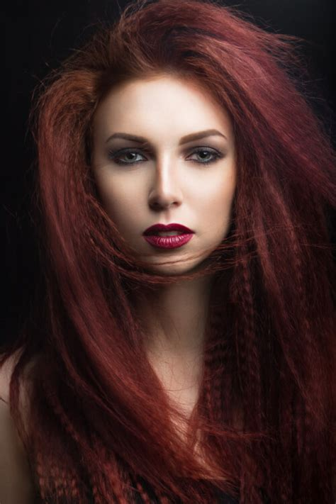 merlot hair color 21 shades of burgundy hair color for 2017