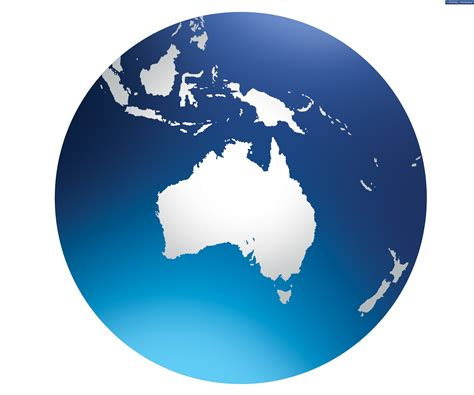 australia globe map world globe background psdgraphics