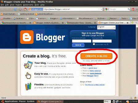 panduan lengkap membuat blog gratis panduan membuat blog gratis di blogger putra martapura blog