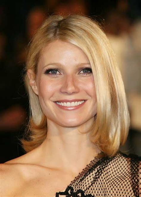 long bob hairstyles gwyneth paltrow 20 new long bobs for fine hair bob hairstyles 2017