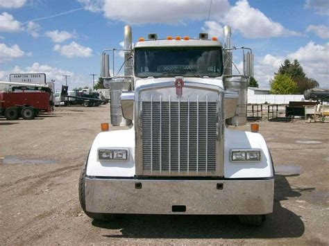 2008 kenworth truck 2008 kenworth w900 day cab truck for sale 192 000 miles