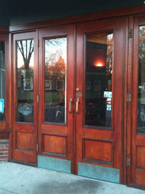 Door Deli by I Dig Hardware 187 Bakery Cafe Doors