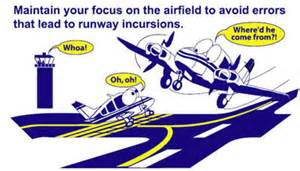 Runway incursion from the faa website a runway incursion