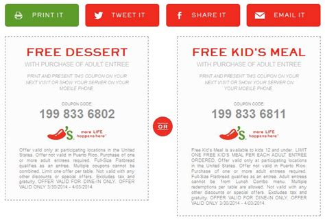 chilis august printable coupons 2017 2018 cars reviews chilis coupons free dessert 2017 2018 best cars reviews