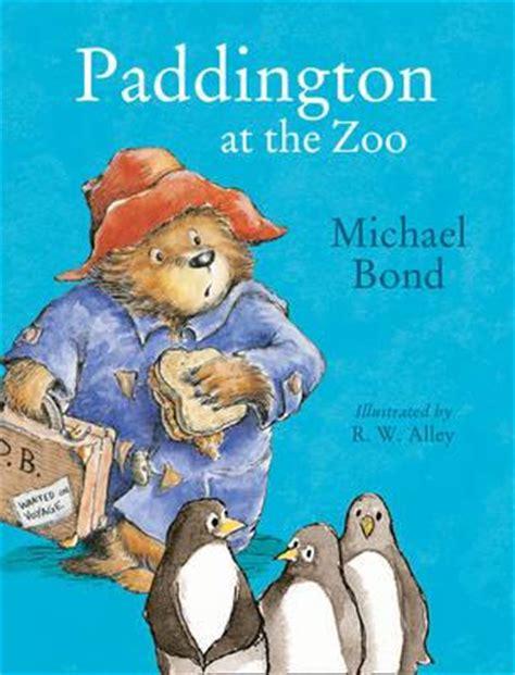 libro paddington bear all day paddington at the zoo michael bond 9780006647447