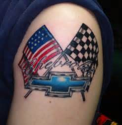 35 chevy tattoos for proud chevrolet owners pictures