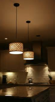 Lighting Above Kitchen Island Exhilarating Kitchen Lights