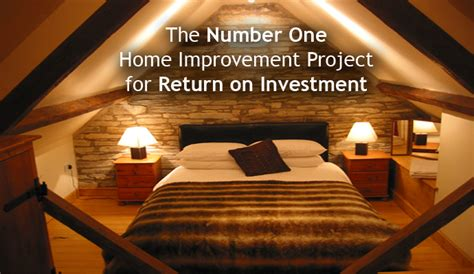 the number one home improvement project for return on