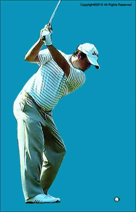 Tim Clark Golf Swing