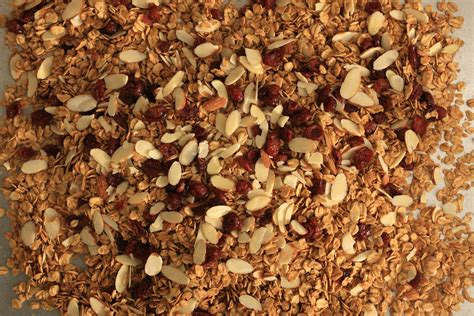 best recipe for granola basic granola recipe chowhound