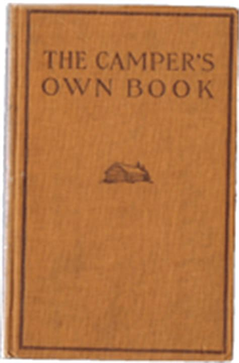 the cer s own book for devotees of tent and trail classic reprint books abebooks cfire reading vintage cing hiking books