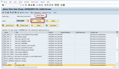 sap query tutorial sq01 never stop learning changing column title in sap query