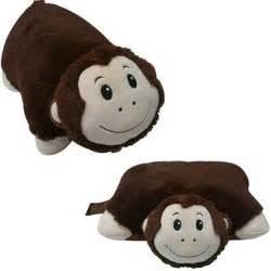 Brown Pillow Pet by Plush Brown Monkey Pillow Pet Large 18 Quot Toys