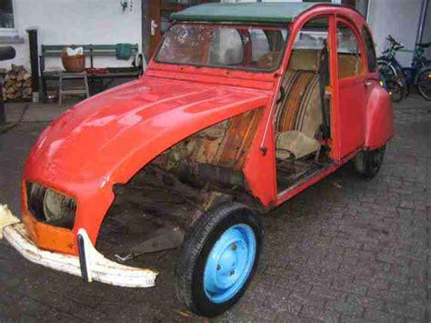 Auto Ente Zu Verkaufen by Citroen 2cv Ente Tolle Angebote Citroen