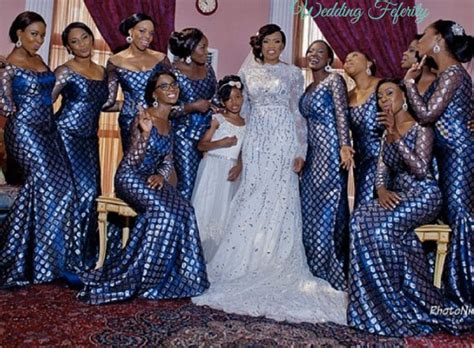Chief Brides Maid Nigeria Fashion Fashion | bellanaija chief bridesmaid dresses in nigeria bridal