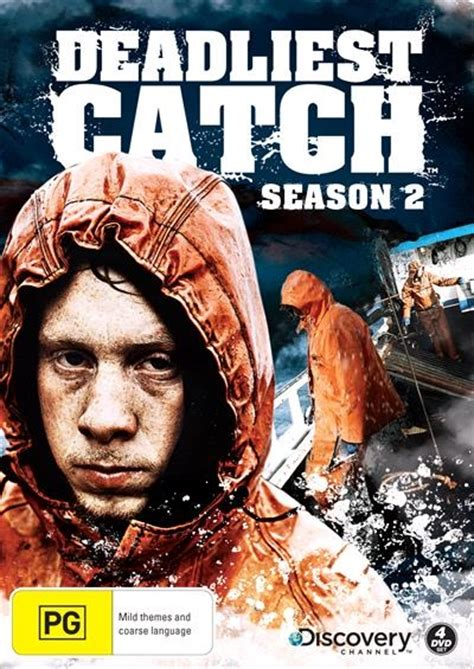 catching series 2 buy deadliest catch season 2 on dvd sanity
