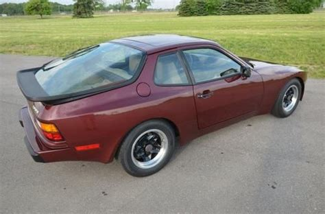 Topi Trucker Porsche 944 1984 sell used 1984 porsche 944 7 500 original 5