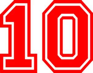 number 10 design by cooltees sports t shirts wordans