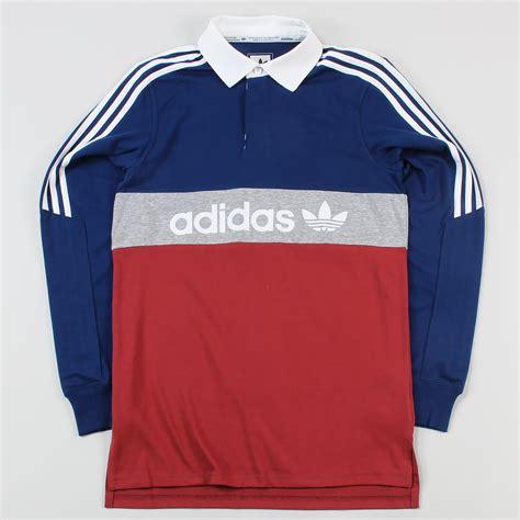 Kaos Gildan Adidas Our Way Or No Way Adidas Trefoil 2 rugby shirt our t shirt