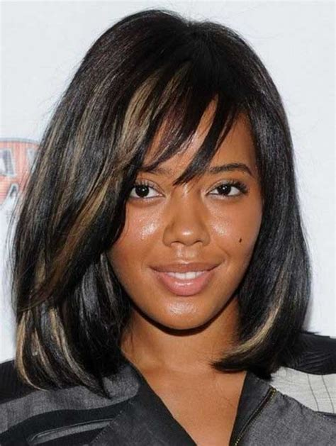 32 ideal hairstyles for black females 2015 hairstyle ideas 50 best bob hairstyles for black women short hairstyles