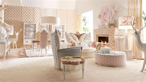 luxury baby bedroom interior exterior plan use pink and white color for airy