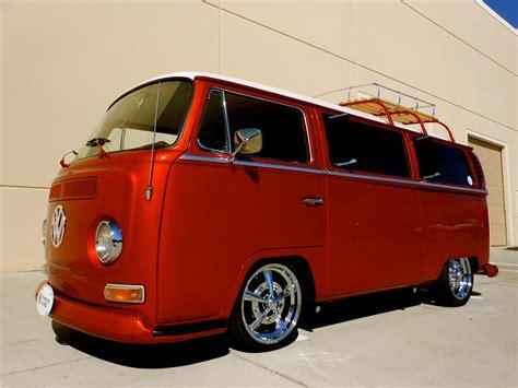 custom volkswagen bus 1968 volkswagen bay window custom bus 161702