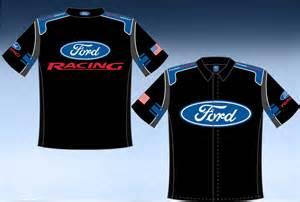 Ford Racing Clothing Object Moved