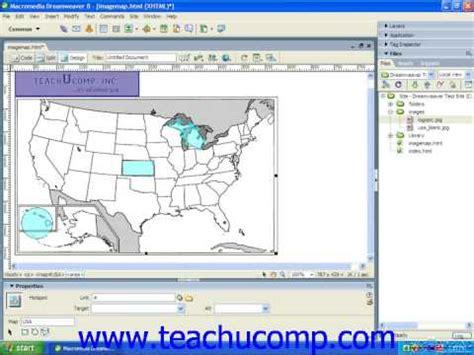 dreamweaver tutorial image map dreamweaver tutorial image maps and hotspots adobe