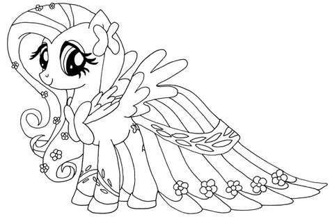 fluttershy coloring pages best coloring pages for