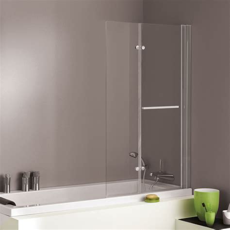 hinged bath shower screens the essentials hinged shower bath screen victoriaplum