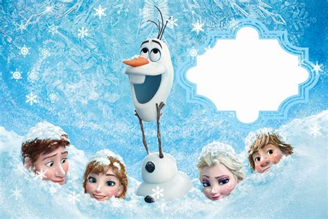 printable frozen wallpaper frozen free printable cards or party invitations oh my