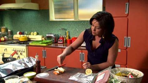 cuisine tv programmes prosciutto pears and arugula food