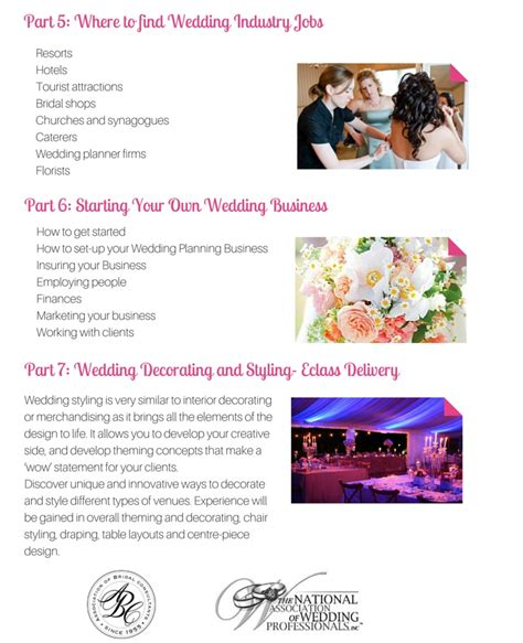 Wedding Planner Qualifications by Australia S Best Wedding Planning Course The Wedding