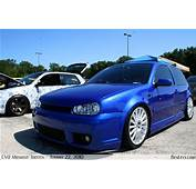 R32 With Projector Headlights And Boser Hood  BenLevycom