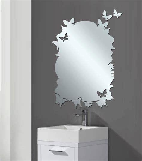 specchi particolari per bagno 50 specchi per bagno moderni dal design particolare