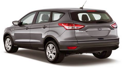 Ford Escape Titanium by 2018 Ford Escape Titanium Price Release Date And Review
