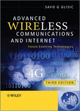 advanced optical and wireless communications systems books advanced wireless communications and future