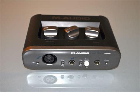 M Audio Fast Track Usb m audio fast track image 714809 audiofanzine