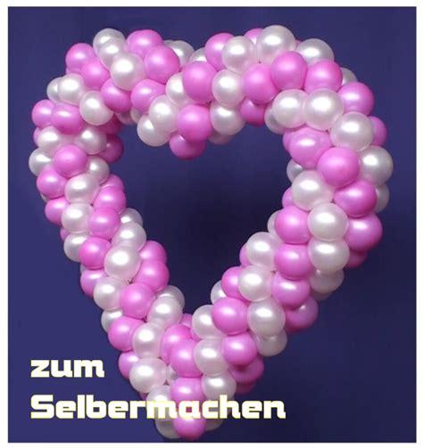 Dekoration Hochzeit Selber Machen by Ballonsupermarkt Onlineshop De Dekoration Zur Hochzeit