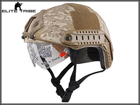 Helm Tactical Emerson Gear Fast Helmet Mh Type Airsoft Em8812 army equipment paintball climbing protective combat emerson tactical fast helmet with