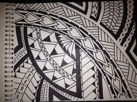 samoan style tattoo designs wallpapers wallpaper cave