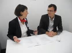 Bewerbungsmappen Check Bosch Zum Bewerbungs Shooting Auf Der Iaa E Fellows Net