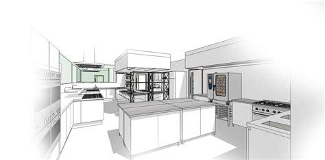 kitchen design sketchup commercial kitchen sketchup sketch up pinterest