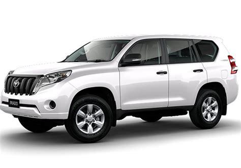 Used Toyota Prado In India Used Toyota Land Cruiser Prado In India Second