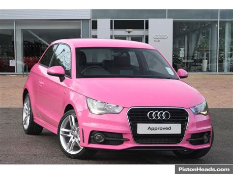 Audi A1 Pink by Used Audi A1 Cars For Sale With Pistonheads