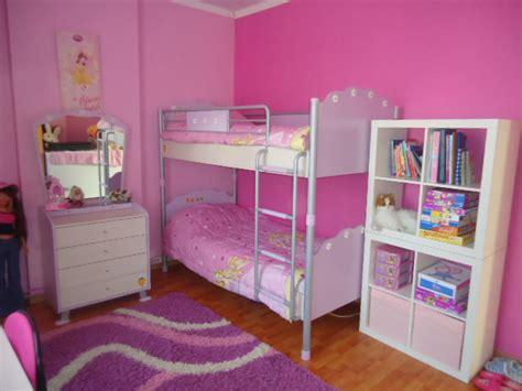 chambre des filles la chambre fille photo 1 3